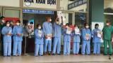 越南岘港市10名新冠肺炎患者痊愈出院