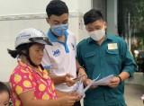 Tình nguyện cùng cộng đồng phòng chống dịch bệnh Covid-19