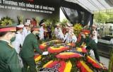 Lễ an táng nguyên Tổng Bí thư Lê Khả Phiêu tại Nghĩa trang Mai Dịch