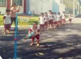 """Trường mầm non Hoa Cúc: Dạy theo phương pháp """"lấy trẻ làm trung tâm"""""""
