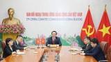 越南与多米尼加两党两国人民之间传统友谊
