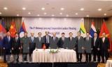湄澜合作各国领导高度评价湄澜合作成就