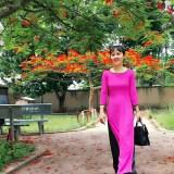 Cô Huỳnh Kim Oanh: Yêu nghề dạy học