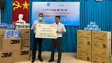 Sở Y tế tỉnh Bình Dương: Tiếp nhận vật tư y tế phòng, chống dịch Covid-19