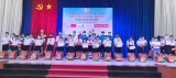 """Công đoàn Khu công nghiệp Việt Nam – Singapore: Trao học bổng """"Chắp cánh ước mơ"""" năm 2020"""