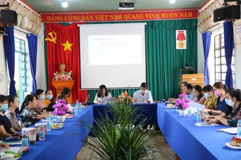 Trường THCS Trần Hưng Đạo: Nâng cao hơn nữa chất lượng giáo dục