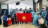 近350名在美越南公民安全回国