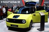 Honda E lách khe hẹp trên thị trường xe chạy điện