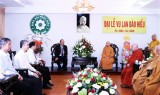 政府常务副总理张和平向越南佛教协会致以盂兰盆节祝福