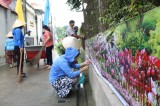 Tổ bảo vệ môi trường khu phố Bình Quới A, phường Bình Chuẩn, TP.Thuận An: Góp phần xây dựng phường văn minh đô thị