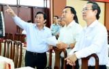 Thành công Đại hội cấp trên cơ sở góp phần quan trọng vào công tác chuẩn bị tổ chức đại hội Đảng bộ tỉnh