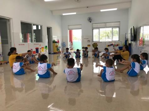 Liên đoàn Lao động tỉnh khánh thành Trường Mầm non 28-7