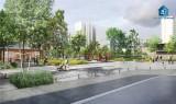 Phường Tân Hiệp xuất hiện dự án sở hữu công viên lớn nhất khu vực