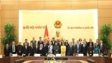 越南国会常务副主席丛氏放会见东盟各国外交使节团、AIPA观察员及东道国特邀贵宾