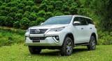 Toyota Fortuner giảm giá đón bản mới
