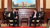 胡志明市与日本各地方推动合作关系