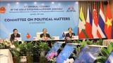 AIPA 41:致力于东盟可持续和平与安全的议会外交