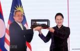 Chủ tịch Quốc hội Brunei tiếp nhận chức Chủ tịch luân phiên AIPA