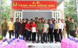 Công an huyện Dầu Tiếng: Trao nhà đồng đội