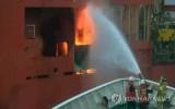 Fire breaks out on vessel in RoK waters with 10 Vietnamese on board