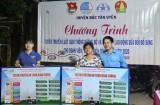 Huyện đoàn Bắc Tân Uyên: Tuyên truyền luật cho đoàn viên, thanh niên công nhân
