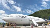 Mô hình cà phê máy bay hút khách tại Thái Lan trong mùa dịch bệnh
