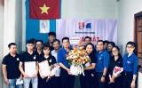 Ra mắt Chi Đoàn, Chi Hội ngoài Nhà nước