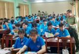 Tuyên truyền pháp luật cho hàng trăm tân sinh viên