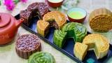越南特色月饼走出国门 征服食客的味蕾