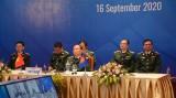 ASEAN 2020: 第十届东盟军队作战局长会议以视频形式召开