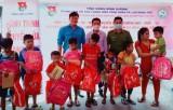 """Trung tâm Hỗ trợ Thanh niên công nhân và Lao động trẻ tỉnh: Tổ chức """"Hành trình truyền lửa thanh niên"""" số 2"""