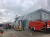 Thực tập phương án phòng cháy chữa cháy và cứu nạn cứu hộ tại Công ty Olympic Pro Việt Nam