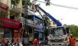 Hỗ trợ người dân khắc phục nhanh hậu quả của cơn bão số 5
