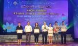 平阳省群众艺术表演联欢会:顺安市获得一等奖