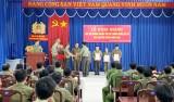 Khai giảng lớp bồi dưỡng nghiệp vụ lực lượng công an xã bán chuyên trách