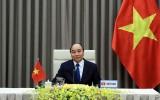 越南政府总理阮春福在联合国成立75周年纪念峰会上发表讲话