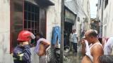 Kịp thời giải cứu bé trai 5 tuổi trong căn nhà bốc cháy