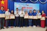 Huyện Bàu Bàng: Khen thưởng các điển hình trong công tác đề án đoàn kết tập hợp thanh niên công nhân
