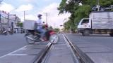 Tăng cường tuyên truyền về an toàn giao thông đường sắt