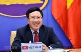 Vietnamese, Saudi Arabian FMs seek ways to foster bilateral ties