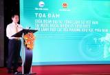 Tọa đàm giữa đoàn đại sứ, tổng lãnh sự Việt Nam tại nước ngoài nhiệm kỳ 2020-2023 với lãnh đạo các địa phương khu vực phía Nam