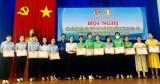 Thị đoàn Tân Uyên: Khen thưởng các cá nhân và tập thể trong công tác Đoàn, Đội trường học