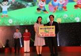 URC Việt Nam: 6 mùa Trung thu liên tiếp đồng hành cùng trẻ em có hoàn cảnh khó khăn tại Bình Dương