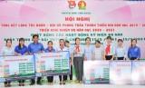 Huyện đoàn Bắc Tân Uyên: Tổng kết công tác Đoàn - Đội, phong trào thanh thiếu nhi năm học 2019-2020