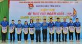 """Huyện đoàn Bắc Tân Uyên: Tổ chức hội thi """"Bí thư Đoàn - Người truyền lửa cho thanh niên"""""""