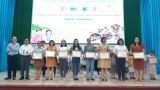 Giải thưởng mỹ thuật thiếu nhi tỉnh năm 2020: TP.Dĩ An đoạt giải A toàn đoàn