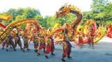 Hanoi to host sixth Dragon Dance Festival 2020