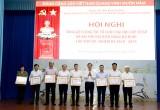 Đảng ủy khối Các cơ quan và doanh nghiệp tỉnh: Sơ kết công tác xây dựng Đảng 9 tháng năm 2020