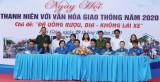Huyện Phú Giáo: 500 đoàn viên thanh niên tham gia Ngày hội văn hóa giao thông
