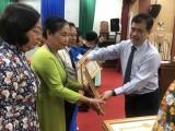 Ông Nguyễn Văn Bán tái cử Chủ tịch Hội Bảo vệ QLNTD nhiệm kỳ 2020-2025